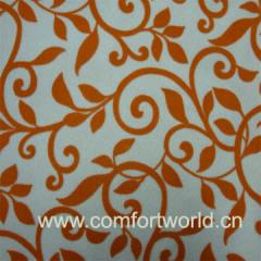 Furniture Flocking Sofa Fabric