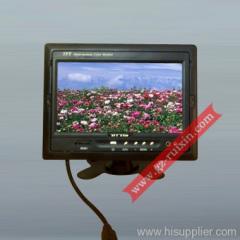 Car 7 Car TFT LCD Monitor