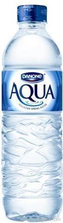Danone Aqua Mountain Spring Mineral Water