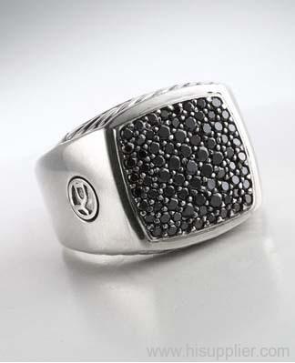 925 Silver Imitation Brand Jewelry 925 Silver Studded