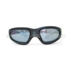 Light type safety glasses
