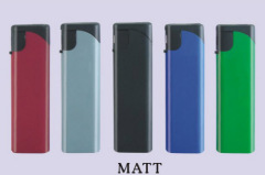 SH-18 disposable electronic plastic gas lighter