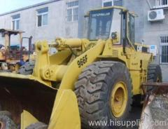 Caterpillar 966F-2 Wheel Loader