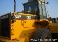 Caterpillar 938F Wheel Loader