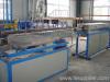 PVC lay flat hose extrusion line