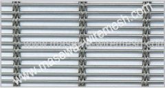 stainless steel mesh facades