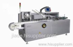 Automatic carton packing machine for sachet