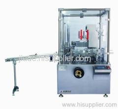 Carton packing machine for hardware