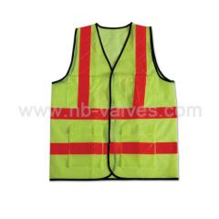 Mesh Reflective Safety Vest