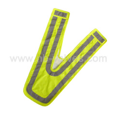 Y type safety vest