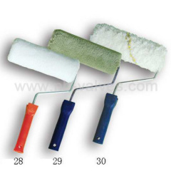 Chemical fiber paint roller