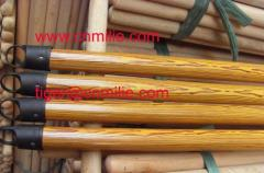 wood broom handle