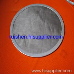Metal Mesh Disc
