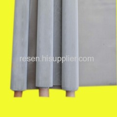 Stainless steel solar battery printing mesh