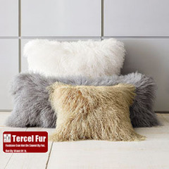 Tibet Lamb Fur Pillow