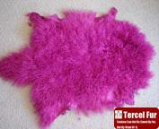 Tibetan Lamb Fur Pelts