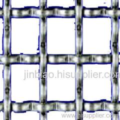 double crimp mesh