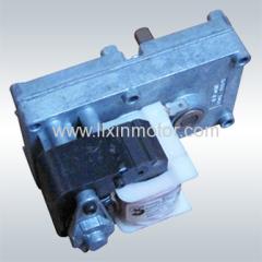 asynchronous gear motor