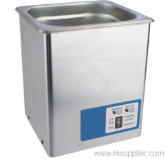 Heated Or Unheated Ultrasonic Cleaner