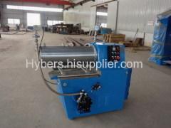 Horizontal wet grinding mill