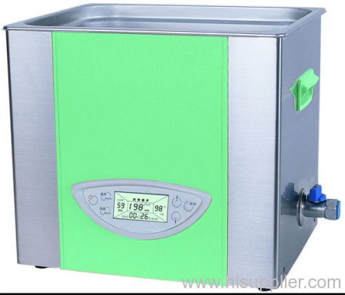 LCD Unheated ultrasonic cleaner