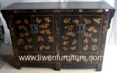 Antique Shanxi painting sideboard