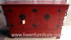 China antique cupboard