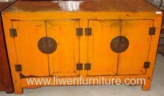 Old Yellow sideboards