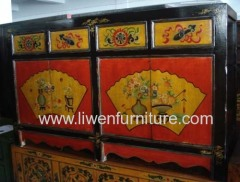 Mongolia reproduction Mongolia sideboard