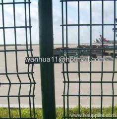 PVC fence post