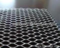 Expanded Metal Sheets mesh