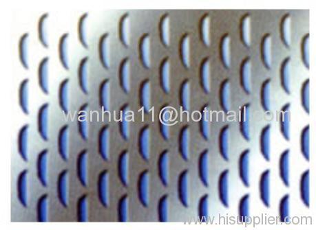 round Perforated Mesh