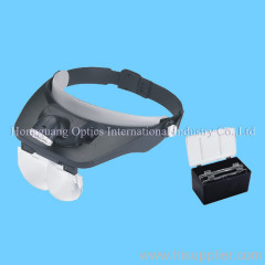 head magnifier