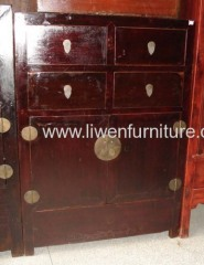Antique middle cabinet