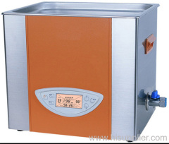 10L Heatable Stainless Steel Ultrasonic Cleaner