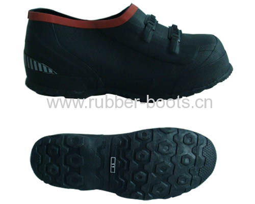 Men's rubber over shoes
