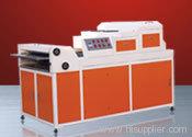 uv varnishing machine