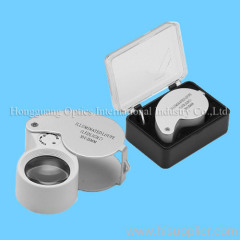 30x 25mm Jewellery illuminating magnifier