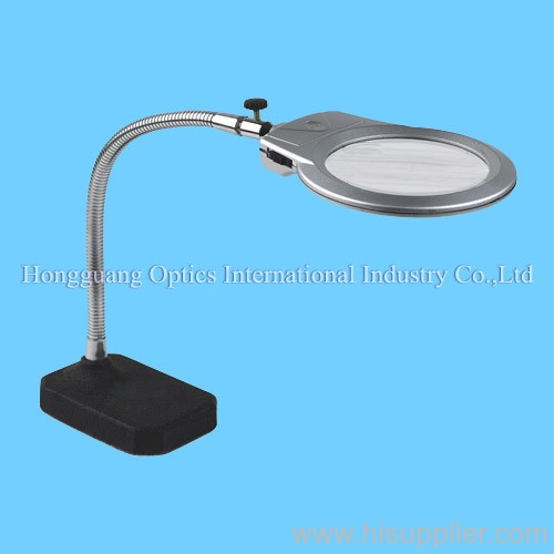 Bench magnifier