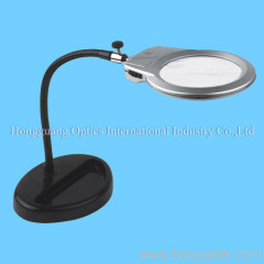 LED Bench magnifier