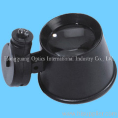 eyeglass style magnifier