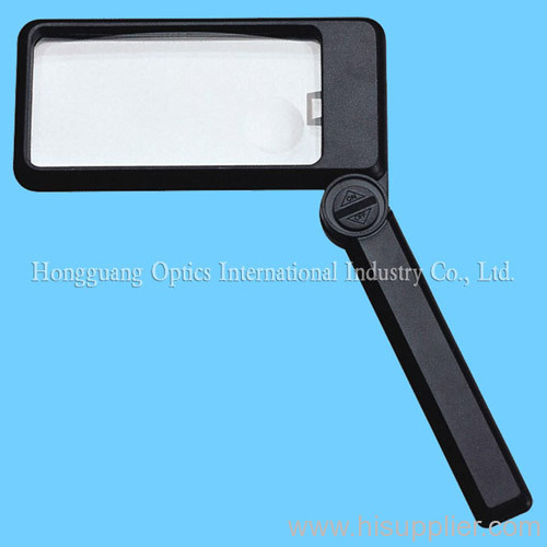 Illuminating magnifier