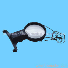 suspension magnifier