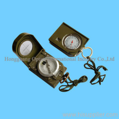 Multi-Function Lensatic compass