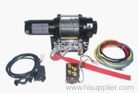 ATV winch&electric, winch&new series 2500lb(HS-P2.5)