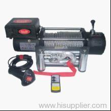 off road winch&4x4, winch&heavy duty winch 9500lb(HS-V9.5)