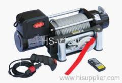 off road winch&4x4, winch&new series 9500lb(HS-P9.5)