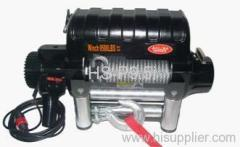 off road winch&4x4, winch&heavy duty winch 9500lb(HS-P9.5i)