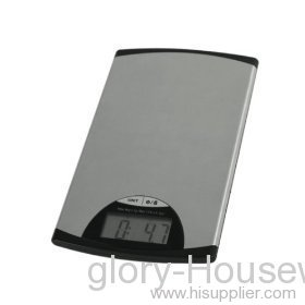 Ultra Thin Digital Kitchen Scale