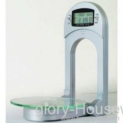 Wall Mounted Countertop Kitchen Scale